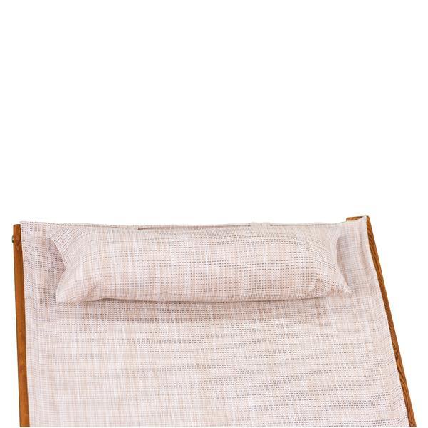Sling Lounge Chair - 63'' x 27'' x 28''