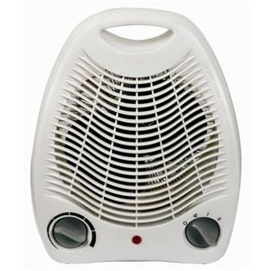 Royal Sovereign Portable Electric Heater - 8.3-in x 10-in - White