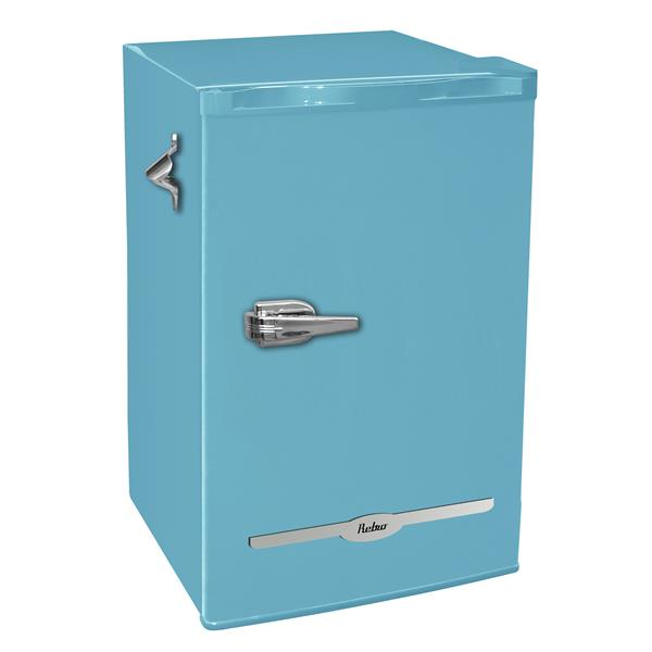 Royal Sovereign Compact Refrigerator - 17.5-in x 25-in - Blue