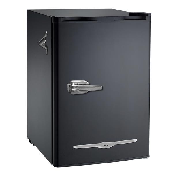 "Compact Refrigerator - 17.5"" x 25"" - Black"