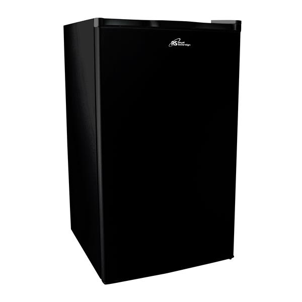 Royal Sovereign Compact Refrigerator - 18.9-in x 33-in - Black