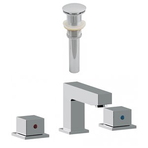 Faucet Set - Widespread - 2.6