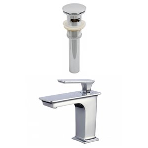 Faucet Set - Single hole - 4.1