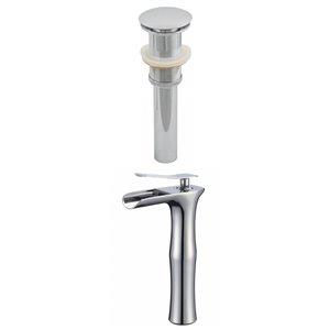 Ensemble de robinet, 1 trou, 9,5