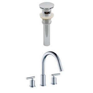 Faucet Set - Widespread - 9.44