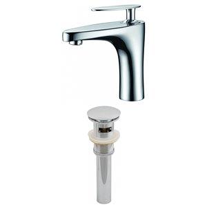 Faucet Set - Single hole - 4.73