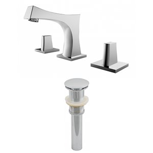 Faucet Set - Widespread - 4