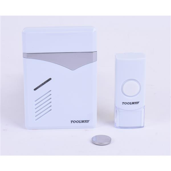 Wireless Door Bell - Remote Touch Button