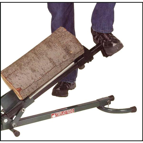 Toolway Foot Operated Manual Log Splitter