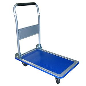Toolway Platform Hand Truck - 18-in - Metal - Blue