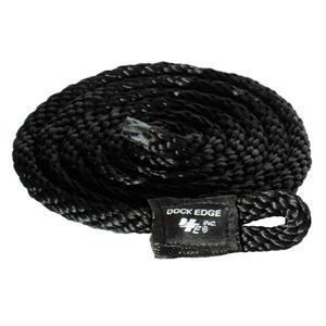 Cordes de défense, 5', noir, paquet de 2