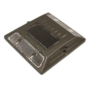 Luminaires solaire à condensateur StarliteMC, gris