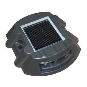 Luminaire solaire StarliteMC, polycarbonate, gris