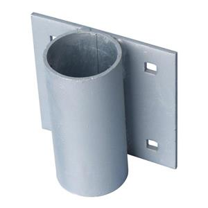 Dock Edge + Floating Dock Outside Pipe Holder - 2.75""