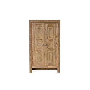 CDI Furniture 90-in x 52-in x 24-in Sand Wardrobe