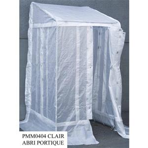 Gazebo Penguin Portico Shelter - Clear colour