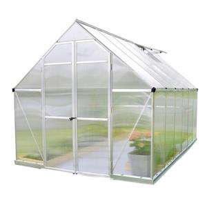 Greenhouse - Essence - 8 ' x 12 ' - Silver