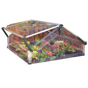 Greenhouse - Double Cold Frame - 3'x 3'
