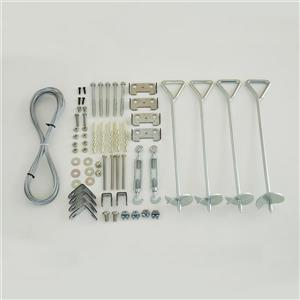 Greenhouse Anchoring Kit