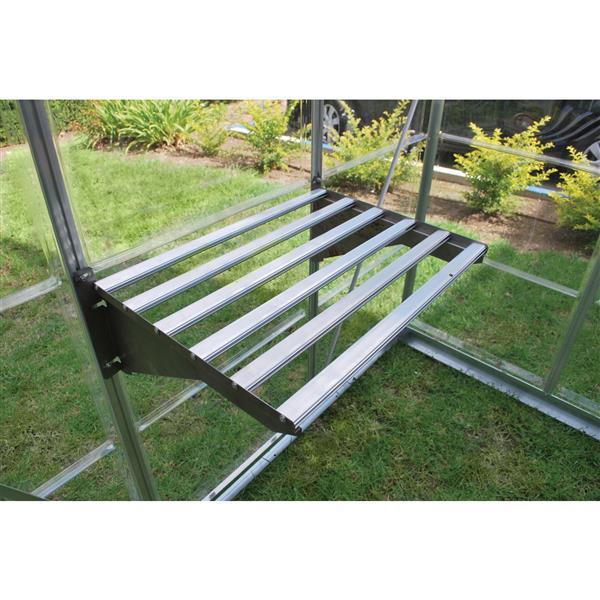 Palram Greenhouse Heavy Duty Shelf Kit - 40 lb