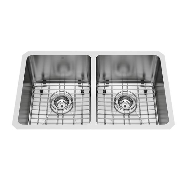 VIGO Kitchen Sink - Grids and Strainers - 16-gauge - 29-in