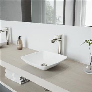 Robinet pour vasque de salle de bain, Niko