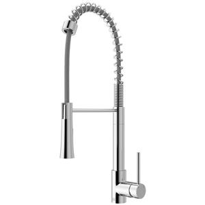 Laurelton Pull-Down Spray Kitchen Faucet In Chrome