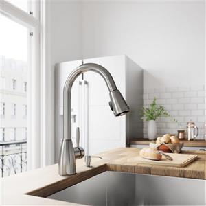 Graham Pull-Down Spray Kitchen Faucet