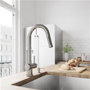 Gramercy Pull-Down Kitchen Faucet