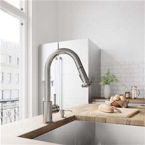 Harrison Pull-Down Spray Kitchen Faucet