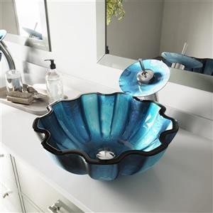 Vasque de salle de bain, Seashell