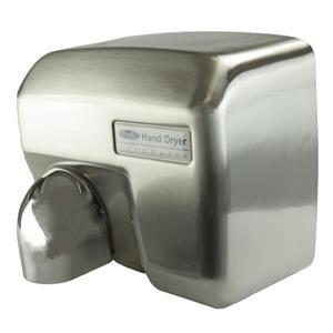 Sèche-mains automatique, 220 volts, acier