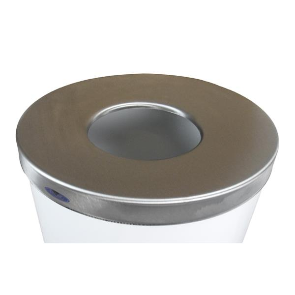 Frost Waste Container - 18.6-in x 30-in - Metal