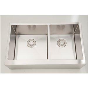 Undermount Double Sink - 32