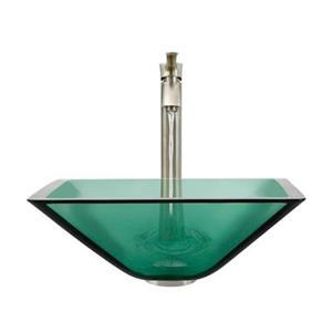 MR Direct Emerald Bathroom 726 Vessel Faucet Ensemble,603-E-
