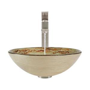 MR Direct Bathroom 721 Vessel Faucet Ensemble,631-721-BN