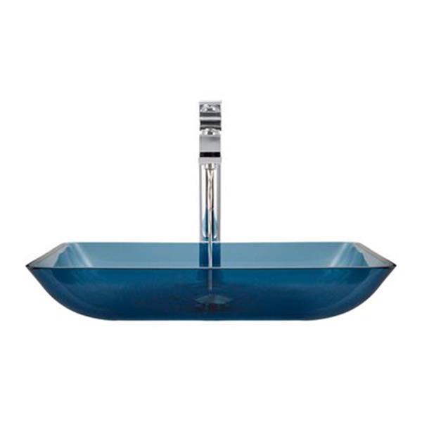 MR Direct Aqua Bathroom 721 Vessel Faucet Ensemble,640-A