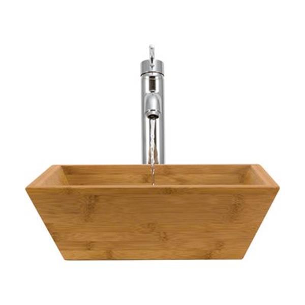 MR Direct Bathroom 718 Vessel Faucet Ensemble,891-718-C