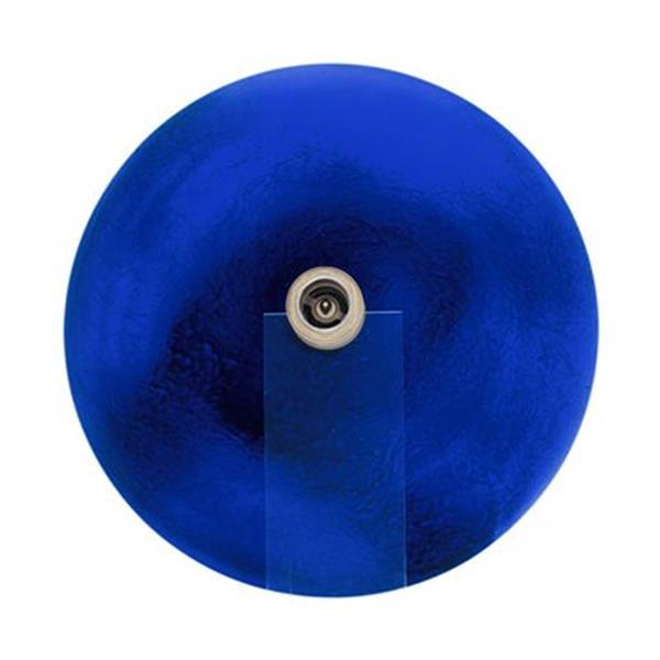 MR Direct Foil Undertone Royal Blue Glass Vessel Sink,644