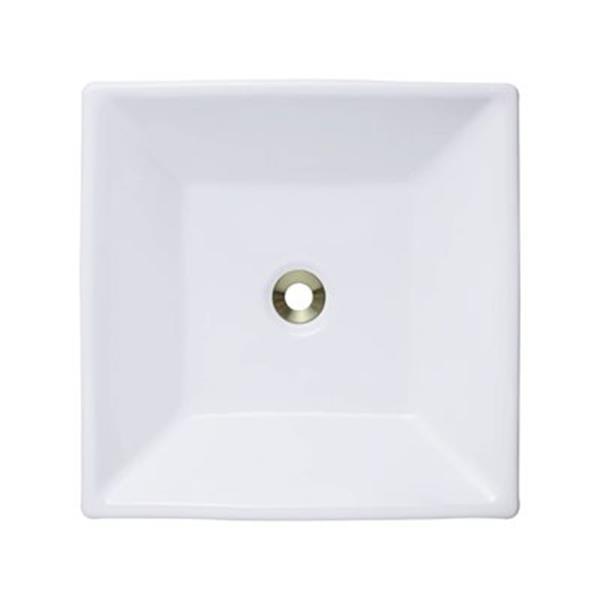 MR Direct Porcelain Vessel Sink,V170-W