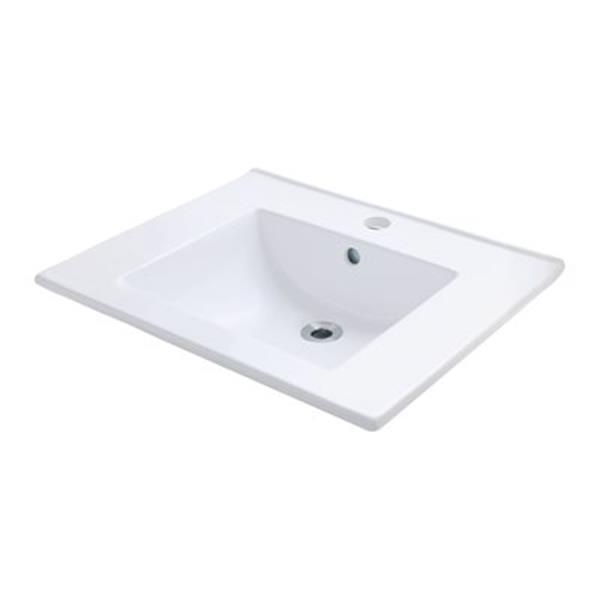 MR Direct Porcelain Vessel Sink,V310-W