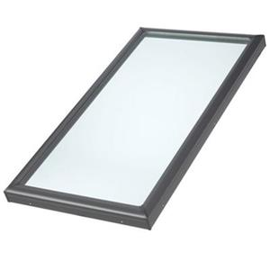 VELUX VELUX Curb Mount Skylight - Glass,FCM 2246 0005C