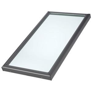 Puits de lumière VELUX 34,5 po x 46,5 po à montage sur cadre fixe avec verre Temp LoE3