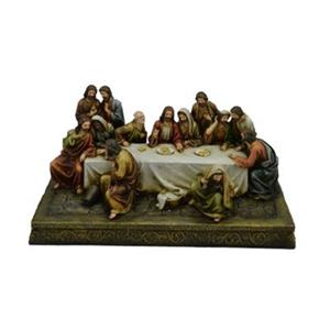 Hi-Line Gift 7.5-in Last Supper Figurine,81894