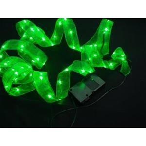 Hi-Line Gift 37484 9-ft Battery Operated Ribbon Light,37484-