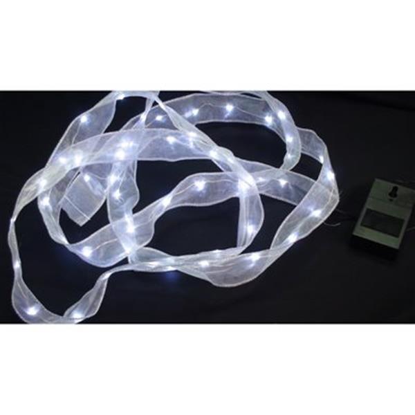 Hi-Line Gift 37484 9-ft Battery Operated Ribbon Light,37484-