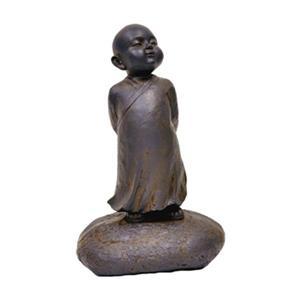 Hi-Line Gift 77110 Standing Baby Buddha Garden Statue,77110