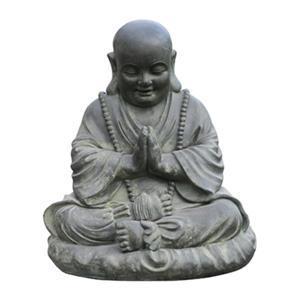 Hi-Line Gift 77070 Buddha Praying Garden Statue,77070