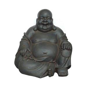 Hi-Line Gift 76305 Sitting Buddha Garden Statue,76305-S