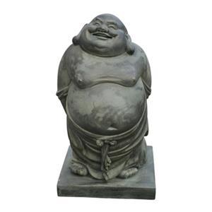 Hi-Line Gift 77073 Standing Buddha Garden Statue,77073